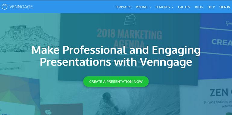 Free Presentaion Maker - Venngage