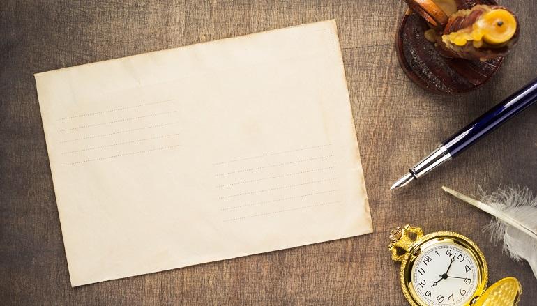 Online Presentation Ideas - Make a retro statement